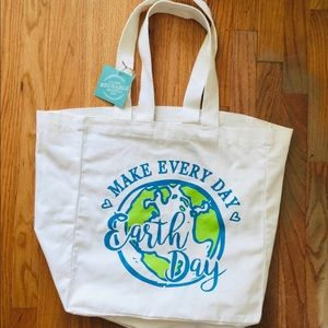 Make Every Day Earth Day Tote Bag